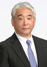 Ichiro Tsuge [President and Chief Executive Officer]