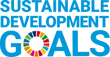 ロゴ画像「SUSTAINABLE DEVELOPMENT GOALS」