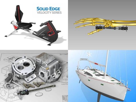 認証 Solid Edgeは、あらゆる業種に対応可能なWindowsに準拠し... Solid